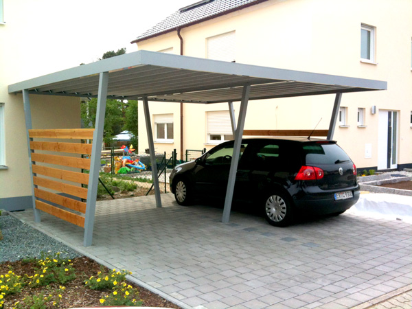 Carport beispiel for Carport detail
